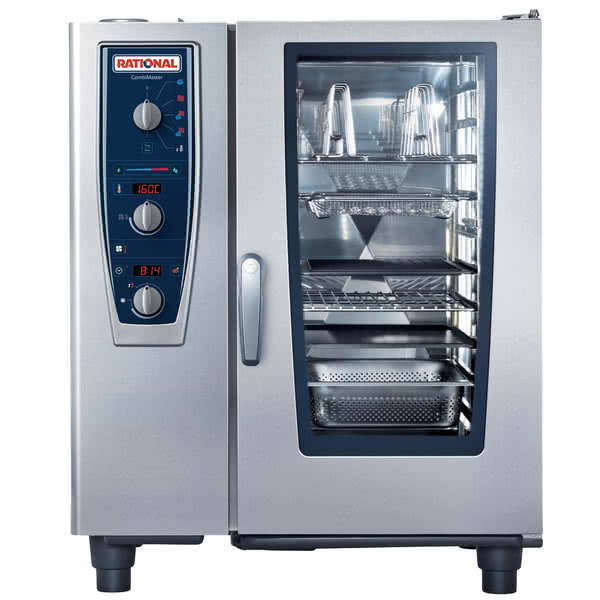 Konvektomat Rational CombiMaster Plus 101 (10x 1/1 GN)