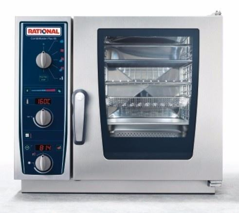 Rational CombiMaster Plus XS 6 ( 6x 2/3GN )
