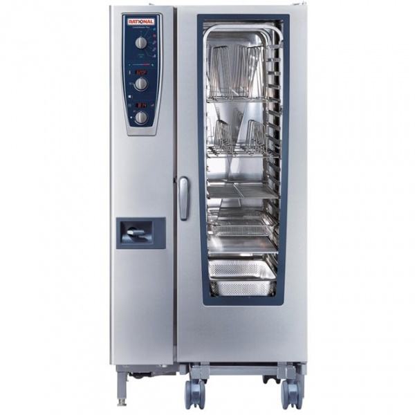 Konvektomat Rational CombiMaster Plus 201 (20x 1/1 GN)