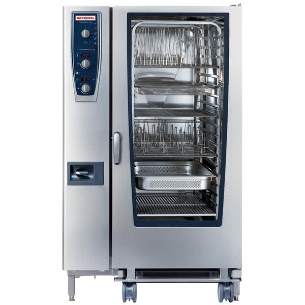 Konvektomat Rational CombiMaster Plus 202 (20x 2/1 GN)